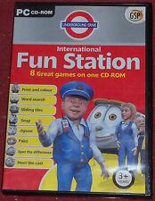 PC CD. Underground Ernie International Fun Station Ages 3+ GSP