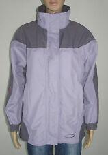 "Purple waterproof walking hiking jacket MOUNTAIN LIFE Size 10 38"" chest"