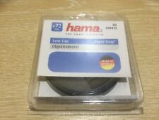 Hama Lens Cap Super Snap 72mm / 094472 New Never Used