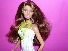 %***Neuwertig,Barbie Fashionistas Teresa***%