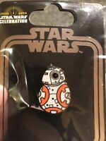 Sold Out BB-8 Incentive Pin Star Wars Celebration Chicago 2019 SWCC Trading