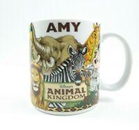 Disney Animal Kingdom Coffee Mug Tea Cup MickeyS Safari Personalized AMY