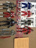 Power Rangers Lot Of Figures & More! Or Best Offer!