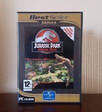 JURASSIC Park: OPERATION Genesis (PC: Windows, 2003) - in buonissima condizione + MANUALE