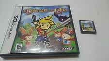 DRAWN TO LIFE NINTENDO DS DSI XL 2DS 3DS USA INGLÉS.