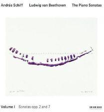 Andr s Schiff, Andras Schiff - Piano Sonatas 1 [New CD]