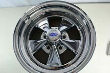 Cragar Chrome Plated 15x8 S/S Wheel 61C583442 5x120.65 SINGLE WHEEL