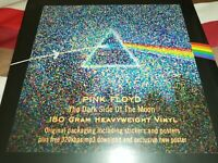 PINK FLOYD - DARK SIDE OF THE MOON 40TH ANNIVERSARY VINYL LP  New sealed
