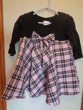 Absolutely beautiful LaPrincess Pink & Black dress.  Size 18 months.