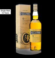 CRAGGANMORE 12 Jahre - Single Malt Scotch Whisky - SFWSC 2016 DOUBLE GOLD