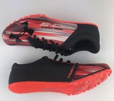 41214b113fd940 Under Armour Kick Sprint Spikes Track Running Fire Orange SIZE 12  1273939-296