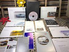 2005 Audi A6 Owners Manual + Navigation Book (Full Mint Set) (Unused) (Buy Oem)