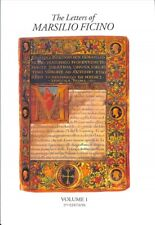 Letters of Marsilio Ficino, Hardcover by Fellowship of the School of Economic...