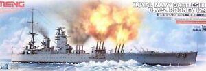 Meng Modèles 1:700 Hms Rodney (29) Royal Marine Battleship Modèle Kit
