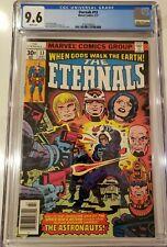 Eternals #13 - CGC 9.6 - 1st Gilgamesh the Forgotten One - Marvel 1977 - MCU