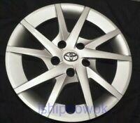 "16"" Hubcap Rim Wheel Cover for 2012 - 2018 Prius V Hub Cap Wheelcover Silver"