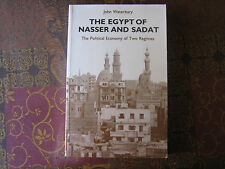 The Egypt of Nasser and Sadat: The Political Economy of Two Regimes (Princeton S