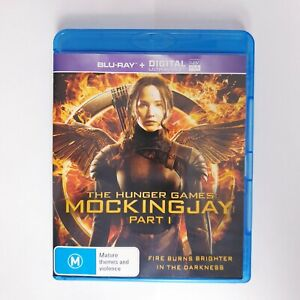 The Hunger Games Mockingjay Part 1 Bluray Movie - Free Postage Blu-ray - Action