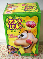 Gooey Louie Board Game Replacement Parts & Pieces 2012 Boogers Goliath