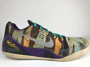 Nike Geometric Nike Kobe 9 Athletic