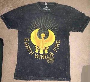 EARTH WIND & FIRE,Rock Hall of Fame InducTEE,T-Shirt LG,Ltd Ed.