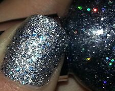 NEW! Sally Hansen GEM CRUSH Nail Polish Lacquer in SHOWGIRL CHIC #01