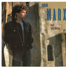 "Richard Marx - Right Here Waiting 7"" Single 1989"