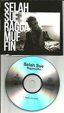 SELAH SUE Ragga Muffin Rare USA 2012 TST PRESS PROMO DJ CD Single raggamuffin