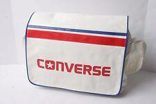Converse Flap Messenger Sport Bag (White) Cons