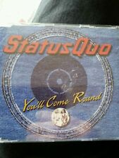 cd single from status quo you'll come round rare cd single