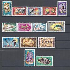 More details for nigeria 1965-66 sg 172/85 mnh cat £65