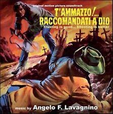 Angelo F. Lavagnino: T'ammazzo!... Raccomandati A Dio (New/Sealed CD)