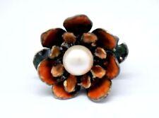 Anelli di lusso bianco perla naturale