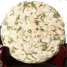 200g Top Grade 100% Dried Jasmine Tea Cake Flower Bud Tea Green Food Floral Tea
