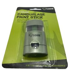 """Hunting Made Easy HME-CMOFPDS 3 Color Camo Face Paint """"Mess Free"""" Application St"""