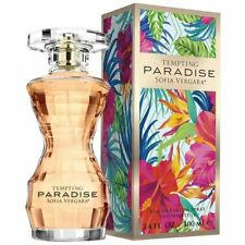 TEMPTING PARADISE by Sofia Vergara 3.3 / 3.4 oz EDP For Women New in Box