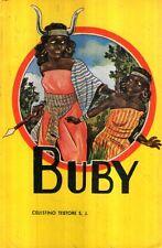 Mu33 Buby Celestino Testore Ed. Missioni V ed 1954