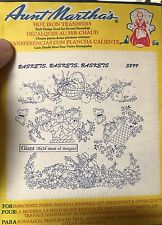 aunt martha's hot iron transfers 3899 Baskets