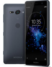 "Sony Xperia XZ2 Compact DualSim schwarz 64GB LTE Android Smartphone 5"" 19MPX"