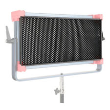 Falcon Eyes 90 Degree Metal Honeycomb Grid Softbox for DeSal DS712 LED Light