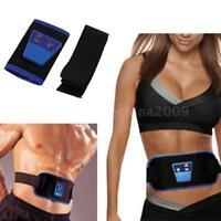 Electric Body Waist Arm Slimming Sauna Tummy Belt Fat Burner Quick Weight Loss