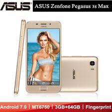 "ASUS Zenfone Pegasus 3s Max 5.2"" 4G Mobile 3GB+64GB Octa Core 5000mAh Smartphone"