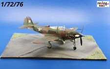 Redog 1/72 WWII Diorama Display Airfield Base For Airplane Scale Model D32