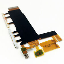 For Sony Xperia Z3 D6653 D6603 Power Volume Camera Flex Cable Connector Mic New