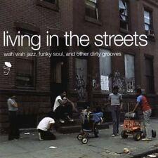 Living in The Streets Volume 1 Various Artists Funk Soul Jazz 2x LP Vinyl