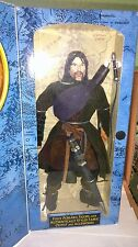 The Lord of the Rings The Return of the King  Aragorn Action Figure Doll