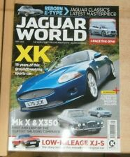 Jaguar World magazine May 2021 15 years of XK sports car + I-pace 1st drive