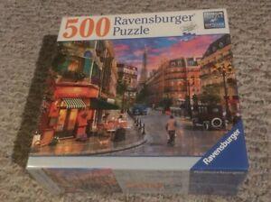 Parisian Sunset 500 Piece Puzzle by Ravensburger Sealed Box