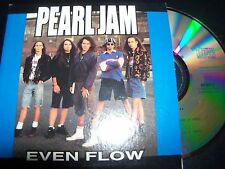 Pearl jam Even Flow Rare Aus Card Sleeve CD Single