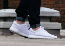 NIKE ROSHE ONE Running Trainers Gym Casual - Triple White - UK 7 (EUR 41)